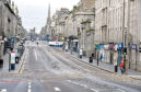 Union Street in Aberdeen