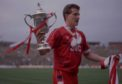 Aberdeen match-winner Brian Irvine.