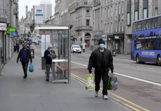 Funding has been approved to improve social distancing measures on Union Street