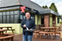 Stephen Cruickshank, owner of The New Greentrees in Dyce