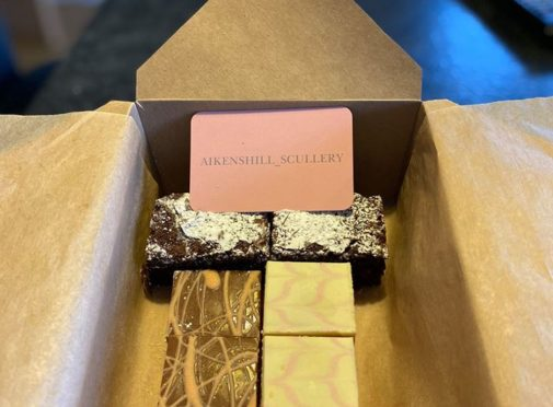 Bakes from Aikenshill Scullery