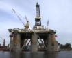 The WilHunter drilling rig hasn't been in use since 2015