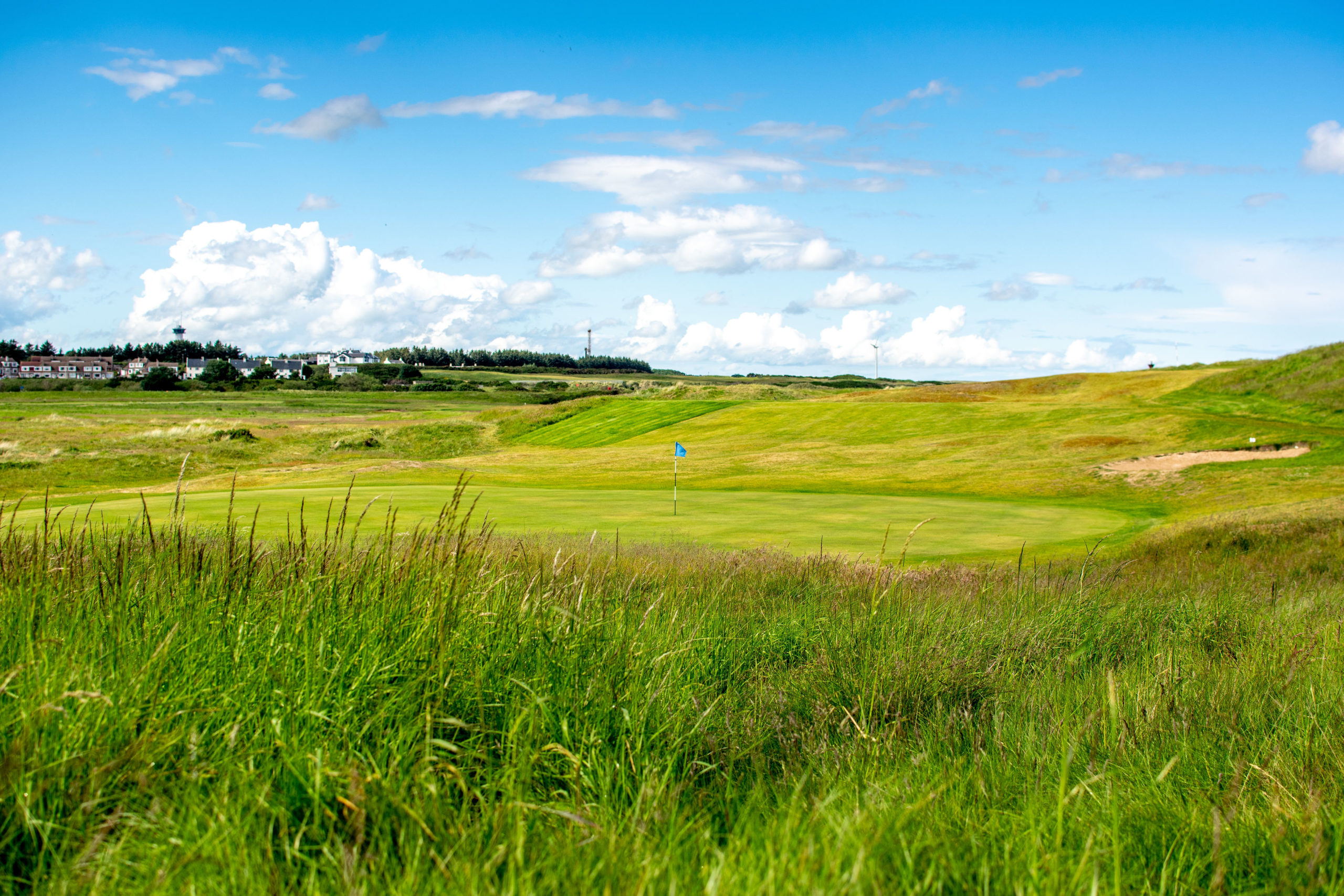 Aberdeen's public golf courses are set to open on Friday.