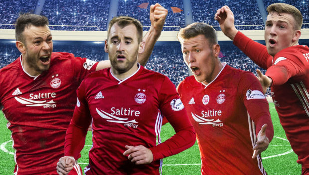Who do you think should be named Aberdeen's Player of the Season?