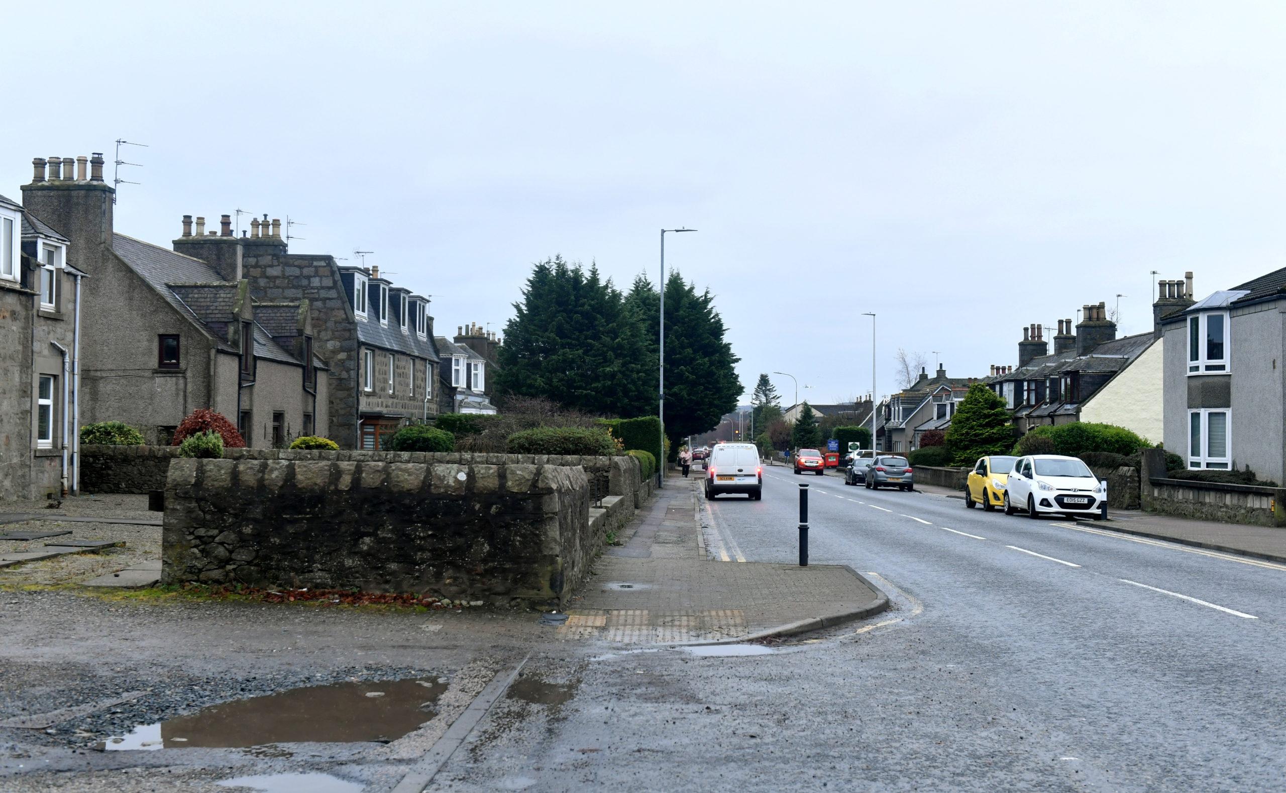 Victoria Street, Dyce