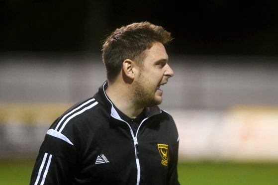 Martin Skinner has resigned as Huntly manager