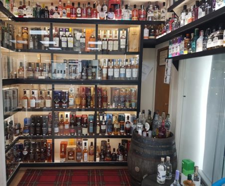 Still Tours Scotland, based in Ellon, offers virtual whisky and gin tasting via Zoom