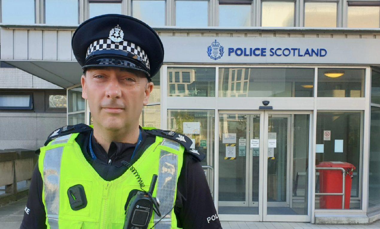Sgt Geoff Catto