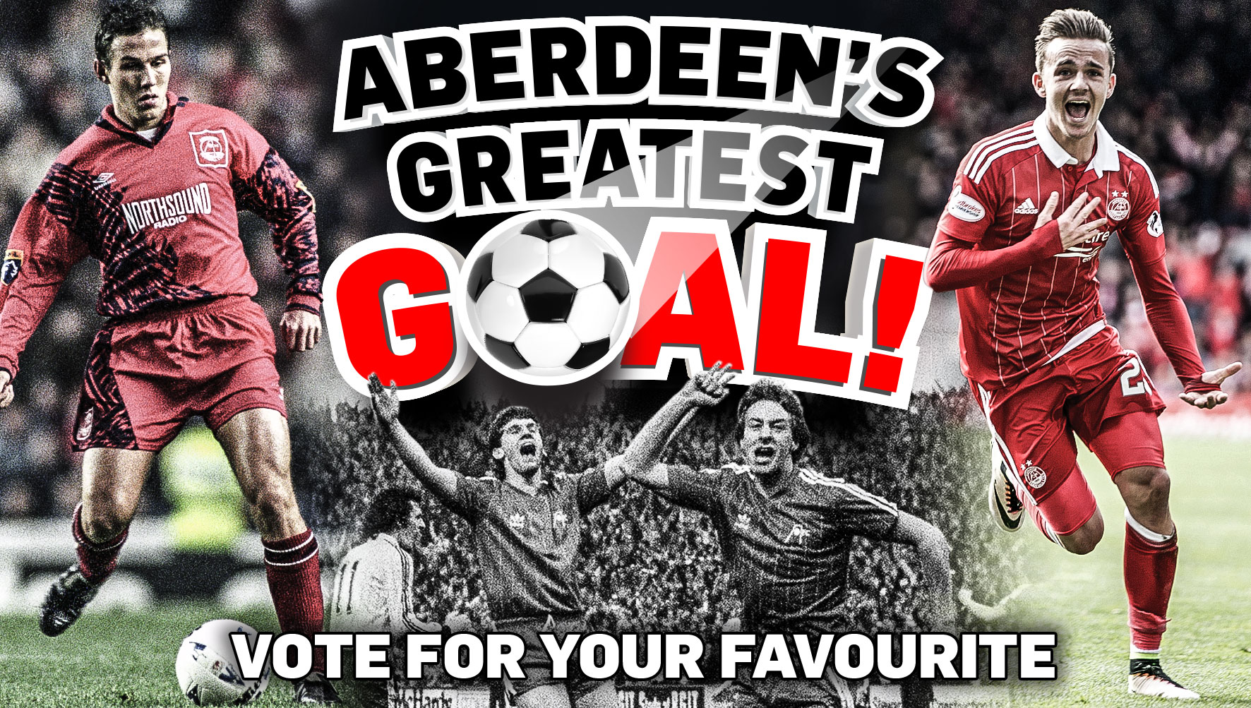 Aberdeen's Greatest Goal: Was Alex McLeish's 1982 Scottish Cup final curler the best Dons strike ever?