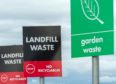 Aberdeenshire Council will reopen their recycling centres on June 1