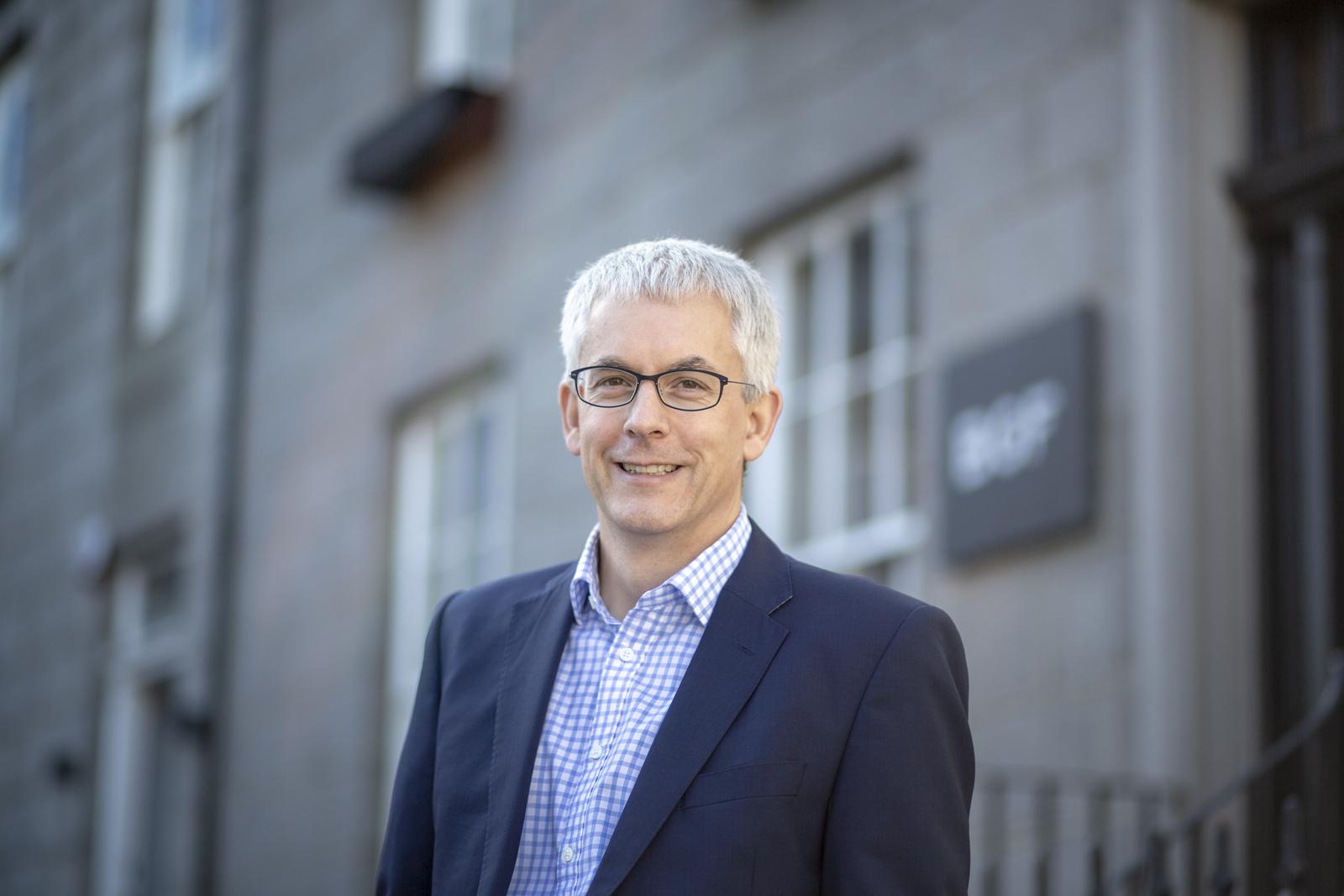 Mike Sibson, head of BGF's Aberdeen branch