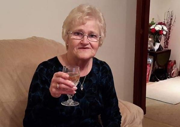 Devoted wife and mother Evelyn passed away after fighting Covid-19