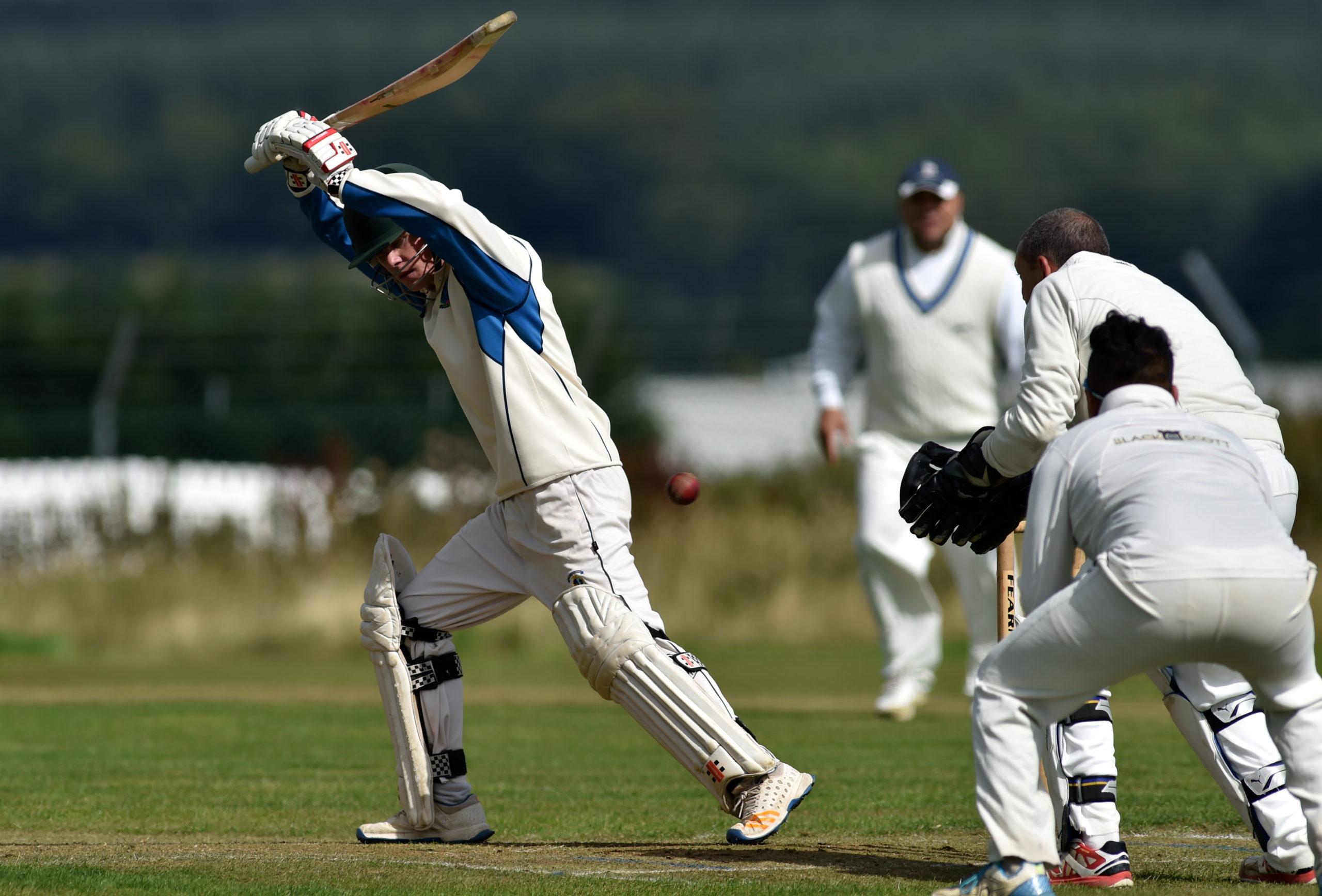 There's light at the end of the tunnel for cricket in the region.