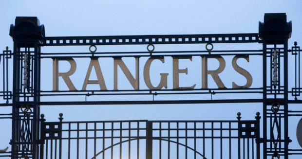 Rangers will feel hard done by.