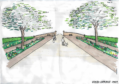 Councillors will discuss a funding application to build a new entrance to the Ury Riverside Park