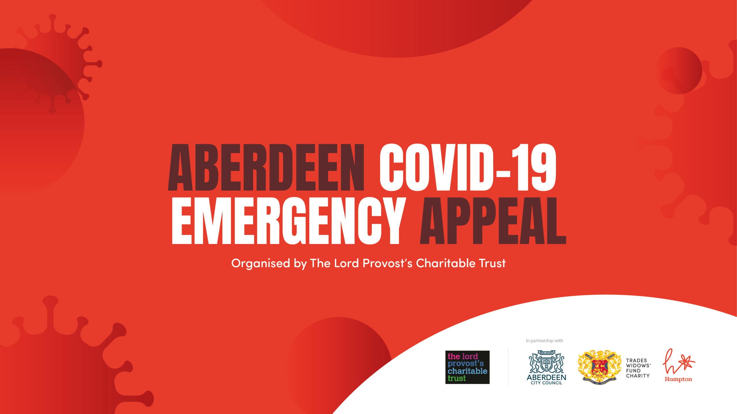 The Lord Provost's Charitable Trust Aberdeen Covid-19 Hardship Fund is appealing for more donations
