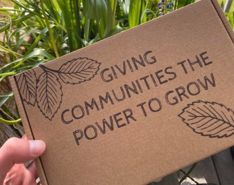 Cultivate Aberdeen have launched a new scheme which will deliver growing kits to people under lockdown.