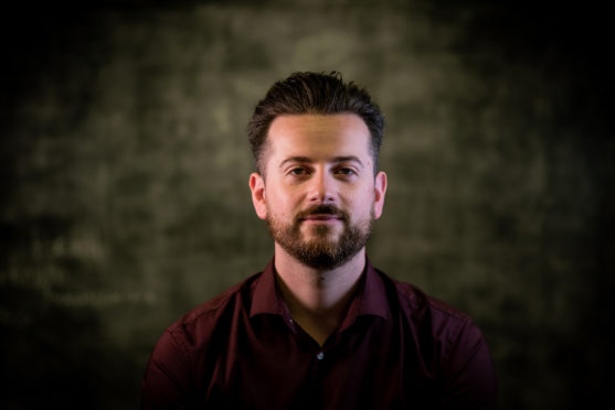 Fifth Ring Marketing Manager Michael Madden