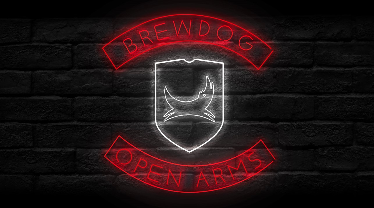 The Scottish SPCA will be special guests at this week's BrewDog Open Arms