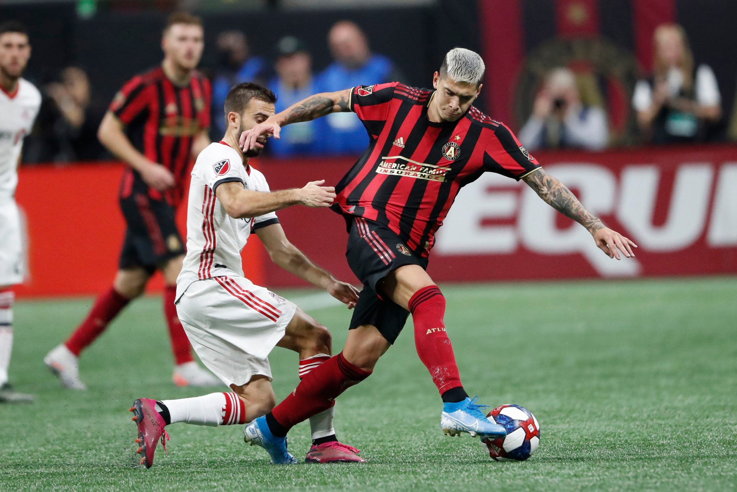 Atlanta United could travel to the Granite City.