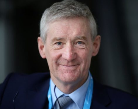 Peter Chapman raised his constituents' concerns at Holyrood.