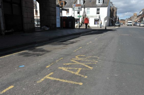 Taxi fares in Aberdeenshire could rise