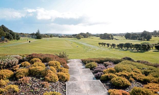 Portlethen Golf Club.