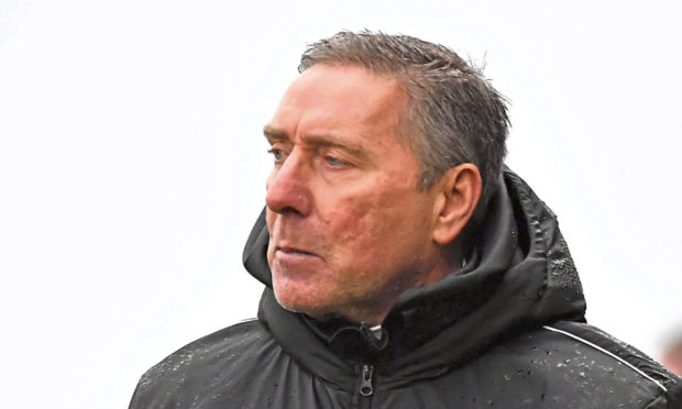 Peterhead manager Jim McInally has been impressed by loanees Lyall Cameron and Kieran Freeman