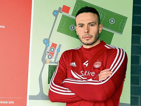 Andy Considine has been an ever-present for Aberdeen.