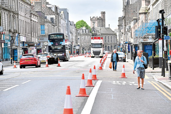 To pedestrianise or not pedestrianise? The Union Street question remains