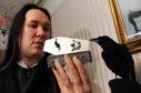 Banff magician Dean Spruce has been brightening up lockdown