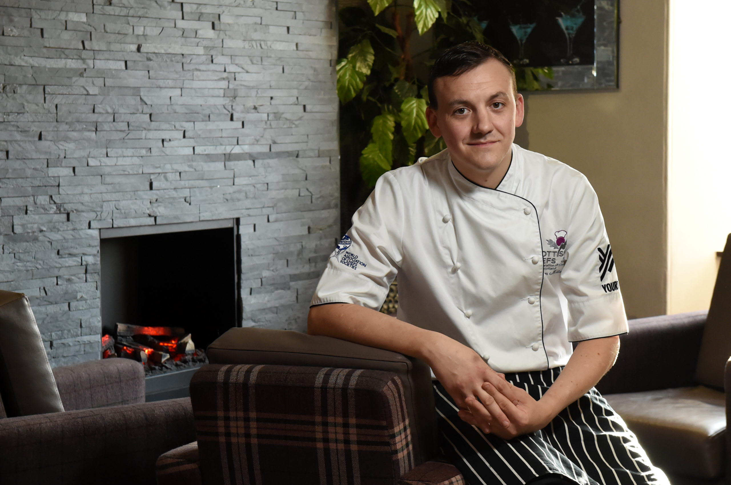 North-east chef Graham Mitchell will go head-to-head with other chefs to win the trip of a lifetime to Norway