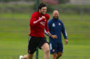 Aberdeen defender Scott McKenna during pre-season training