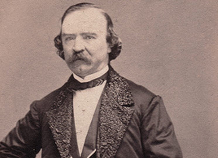 John Henry Anderson, the Wizard of the North, was one of the founding fathers of modern stage magic.