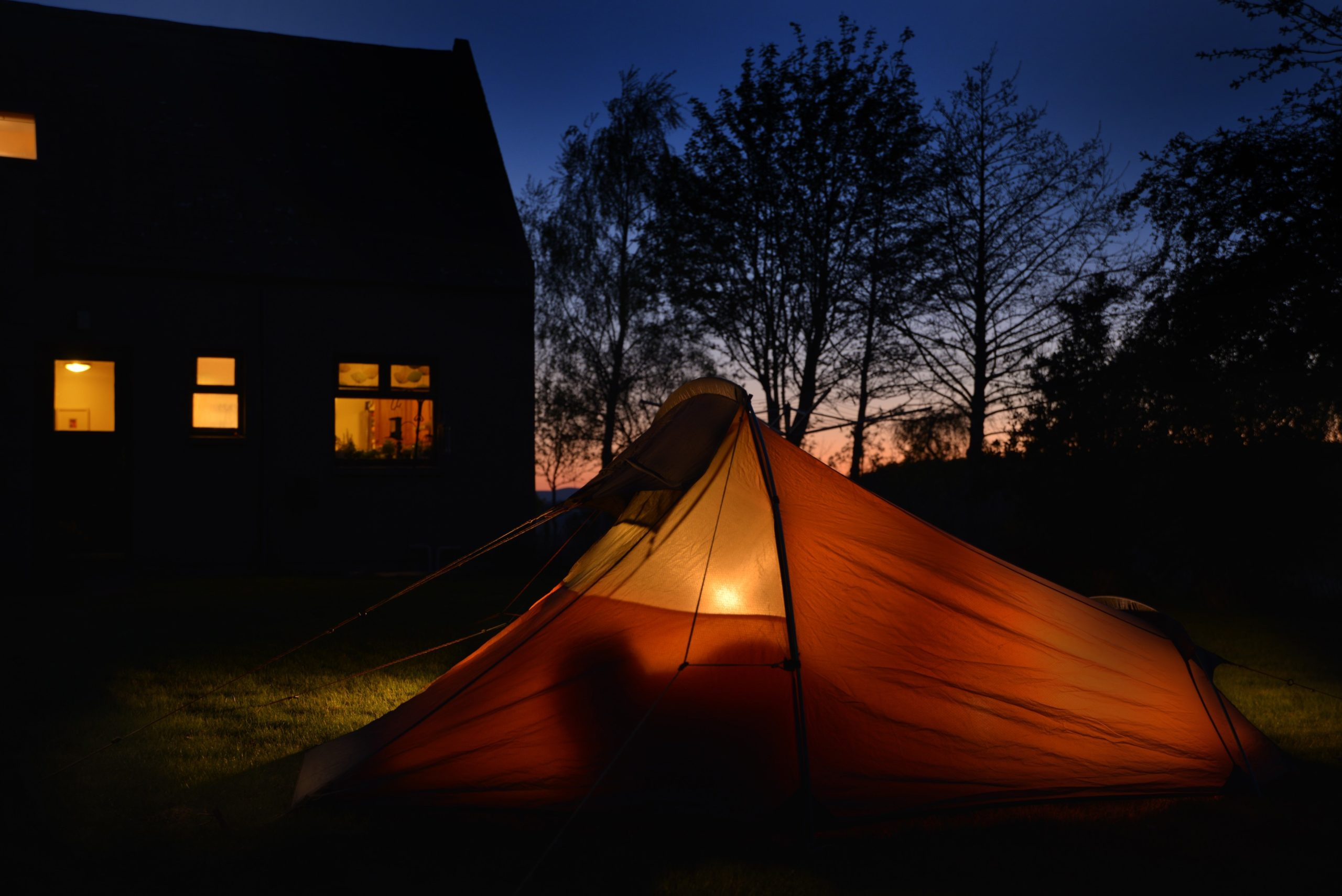 The virtual campout will help Duke of Edinburgh participants to stay connected.