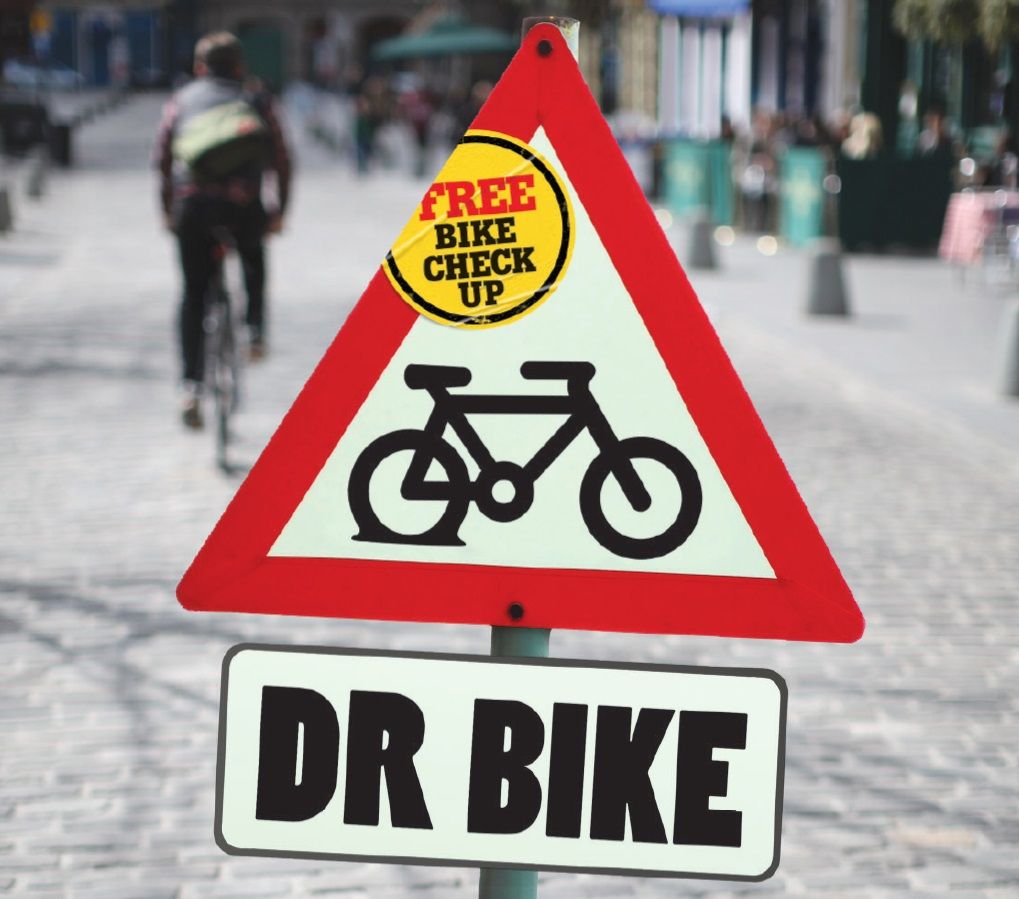 The bicycle repairs will be taking place in Alford