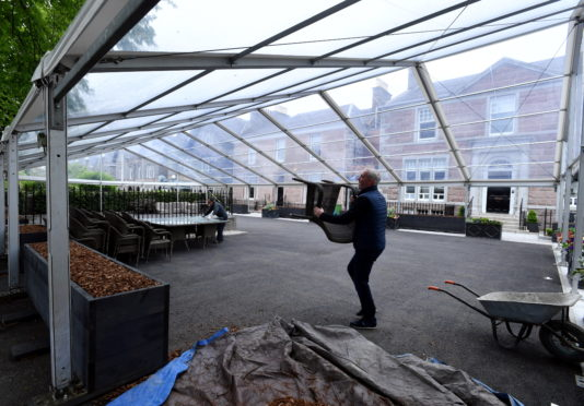 The Chester Hotel prepares to reopen