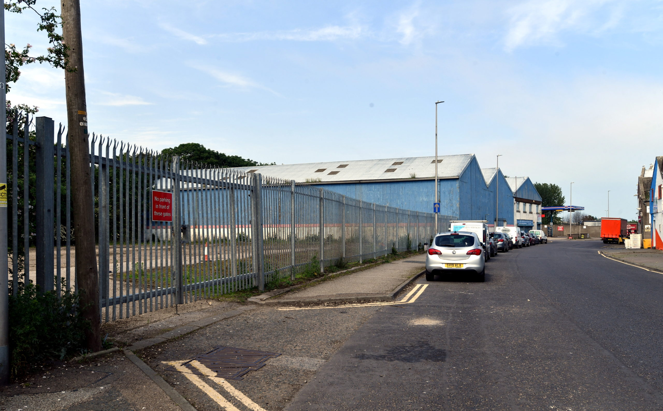 Aberdeen Harbour Board has appealed the decision to refuse permission to build 258 flats at South Esplanade West