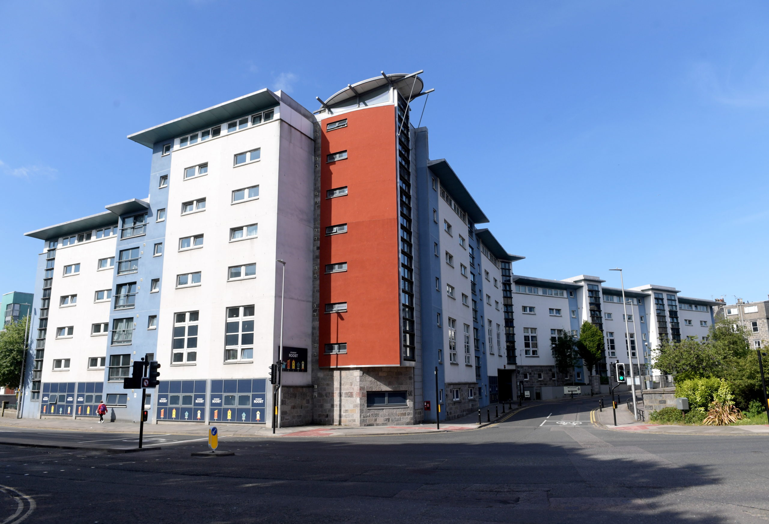 The Mealmarket Exchange student accommodation.