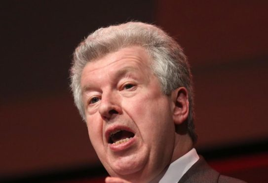 "Lewis Macdonald MSP described the decision as ""extraordinary"""