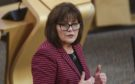 Health Secretary Jeane Freeman MSP