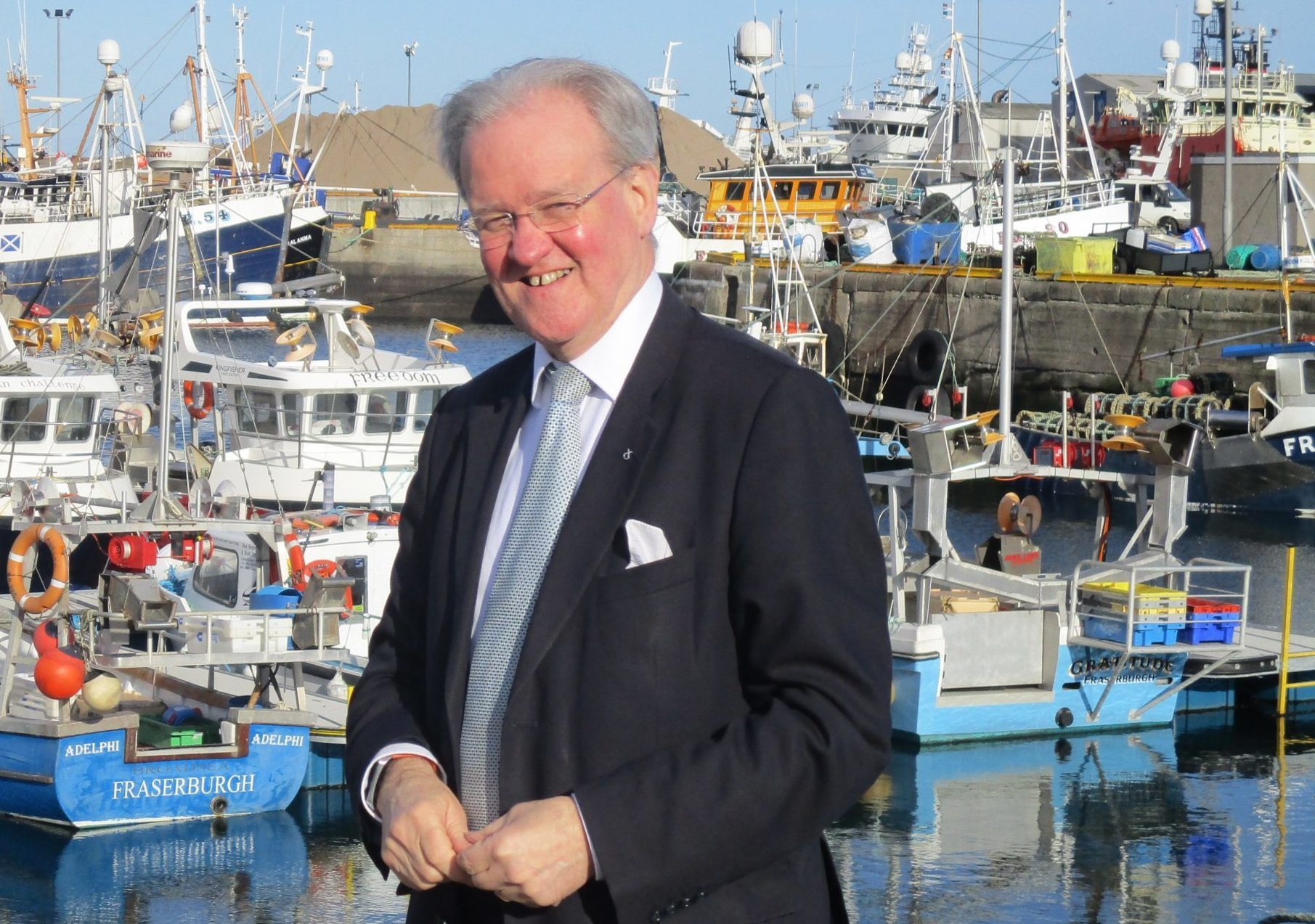 Stewart Stevenson, MSP for Banffshire and Buchan Coast has welcomed the funding.