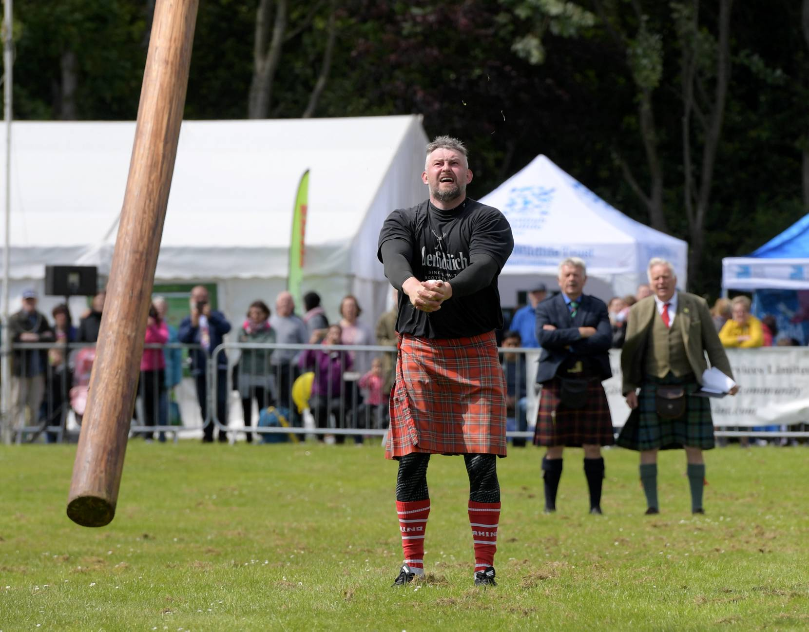 The 2019 Aberdeen Highland Games. Picture by Kath Flannery