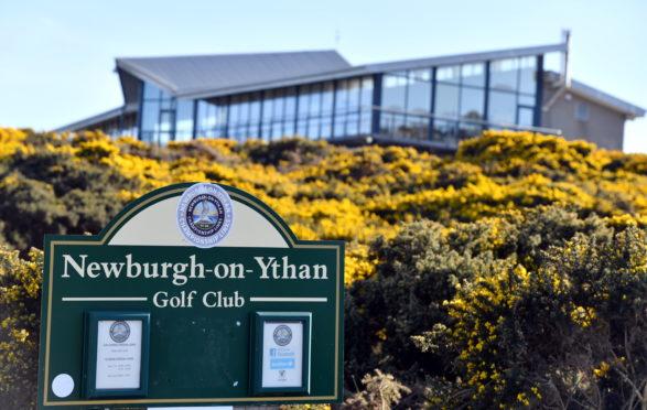 Newburgh-on-Ythan Golf Club. Picture by Kami Thomson