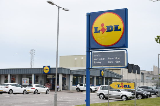 Lidl has recalled packs of cheese after it emerged they could contain pieces of plastic