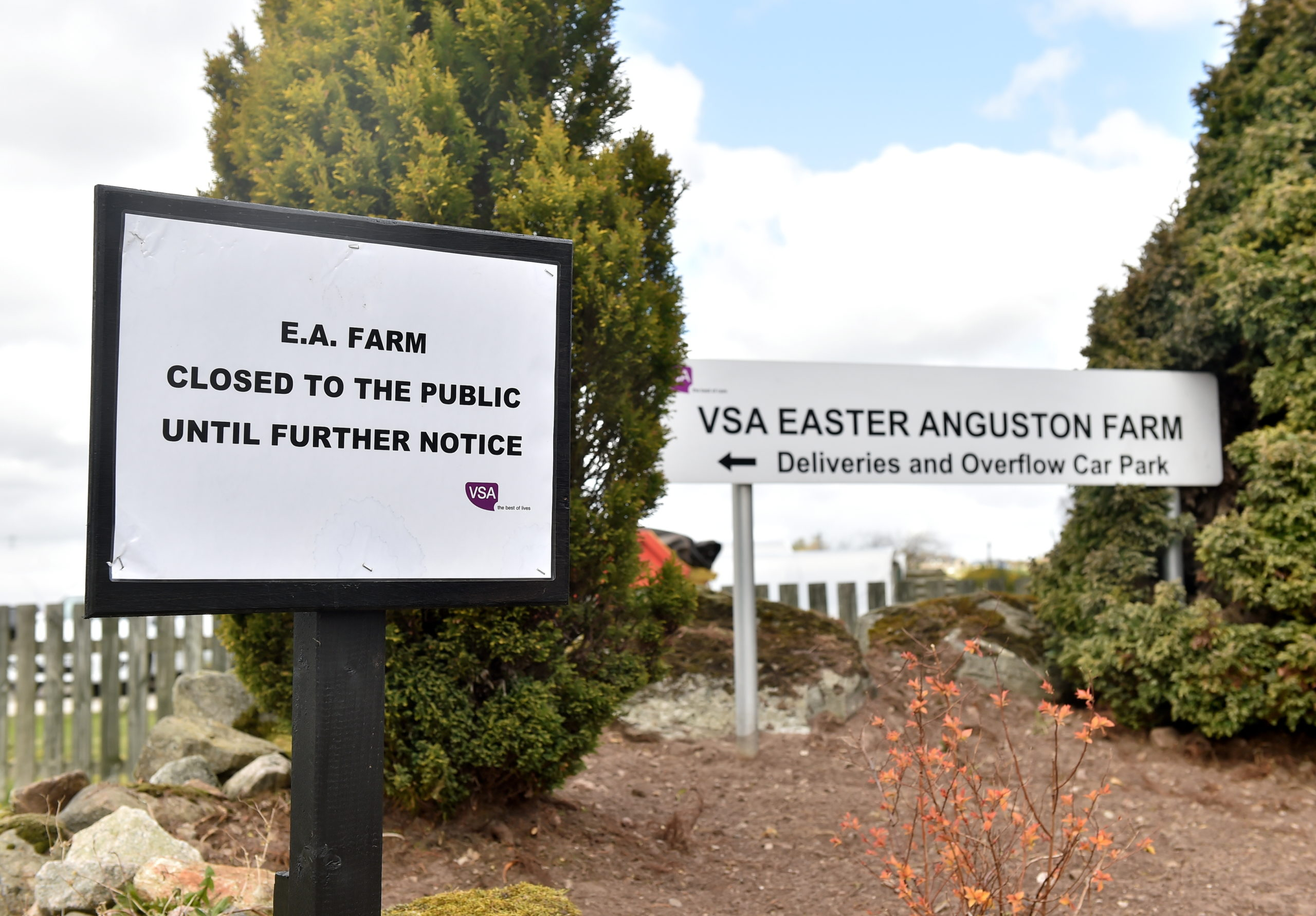 Easter Anguston Farm is aiming to reopen in September