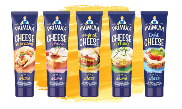 All primula cheese tubes have been recalled