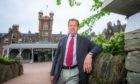 Stephen Leckie, CEO of Crieff Hydro