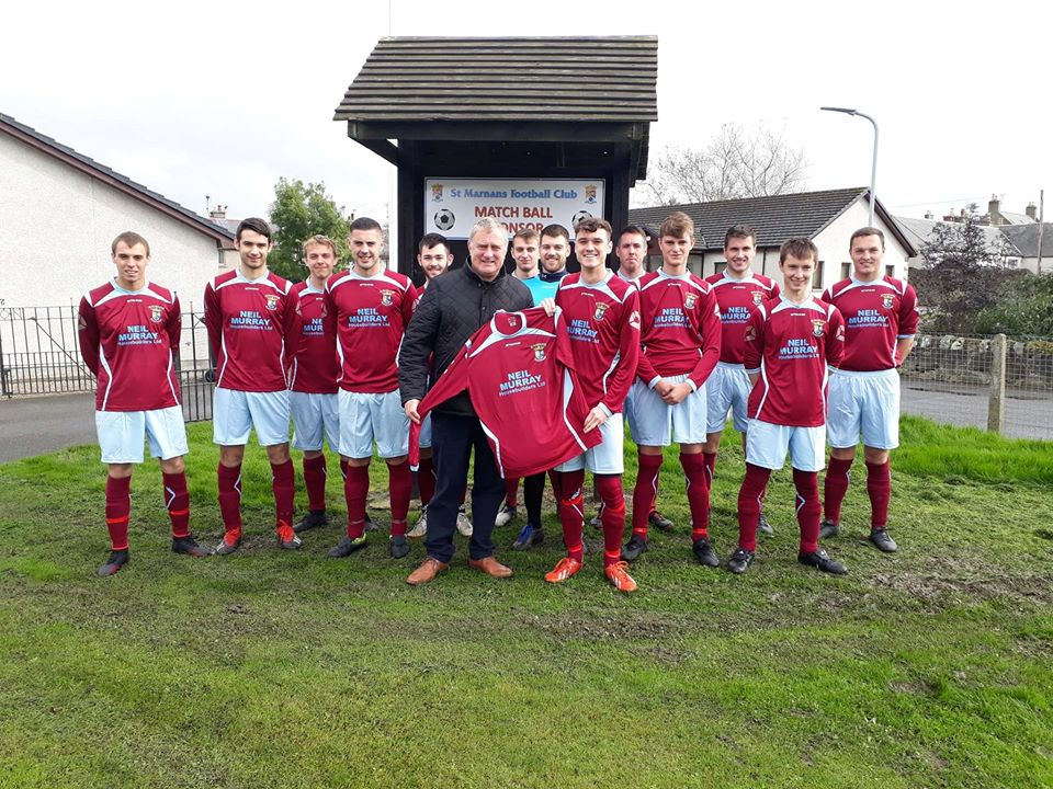 St Marnans Football Club will be carrying out a 24-hour running challenge from 5pm on Friday