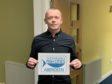 Stephen Balfour, Granite City Good Food Coordinator at CFINE